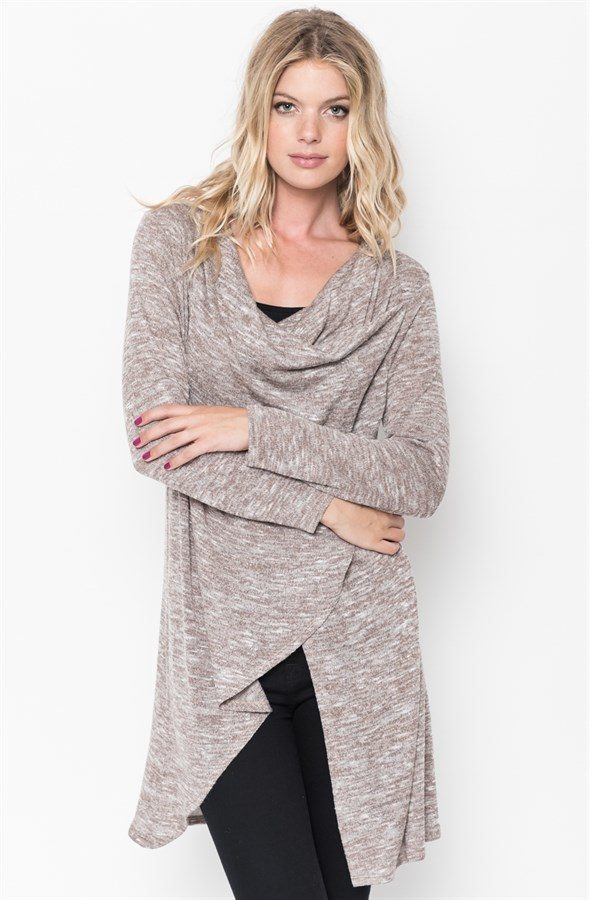 Surplus Long Sleeve Wrap Only $16.99!
