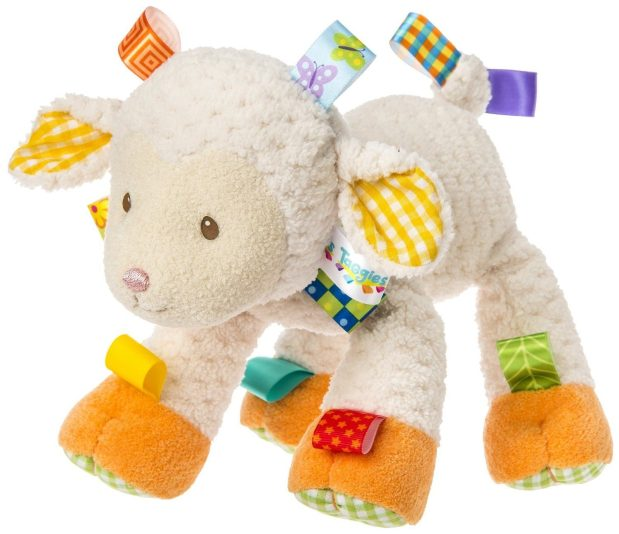 Mary Meyer Taggies Sherbet Lamb Toy Was $26 Now Just $17.59!