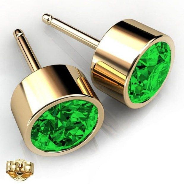 2 Pairs: Genuine Swarovski Elements Stud Earrings Only $9.99 Shipped!