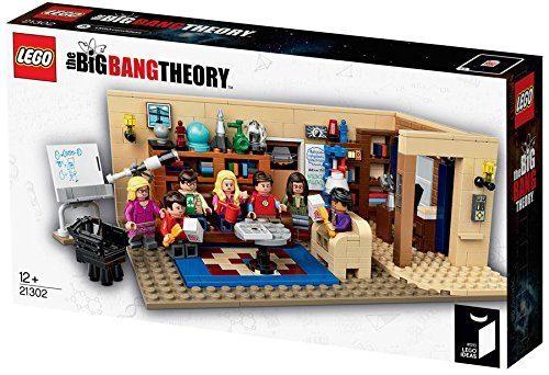 LEGO The Big Bang Theory Building Kit Just $45.55! (Reg. $60)