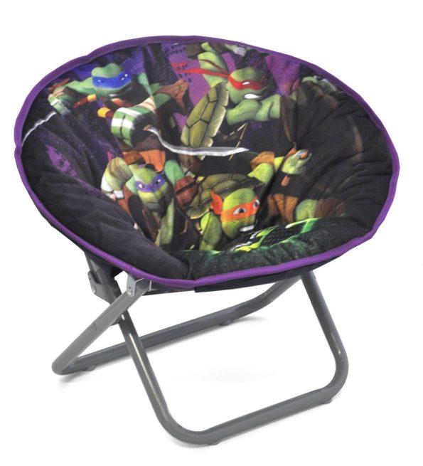 Teenage Mutant Ninja Turtles Toddler Saucer Chair Only 13