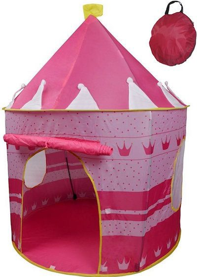 Pink Princess Castle Tent Only $22.98! Down From $70!