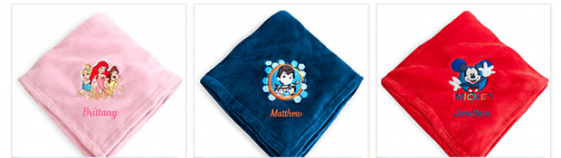 $10 Fleece Throws - Personalize For FREE!