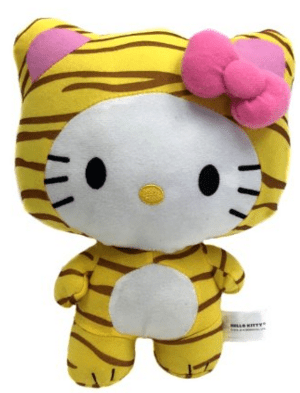 Hello Kitty Animal Plush Doll Toy - Tiger Just $11.50 Down From $20!