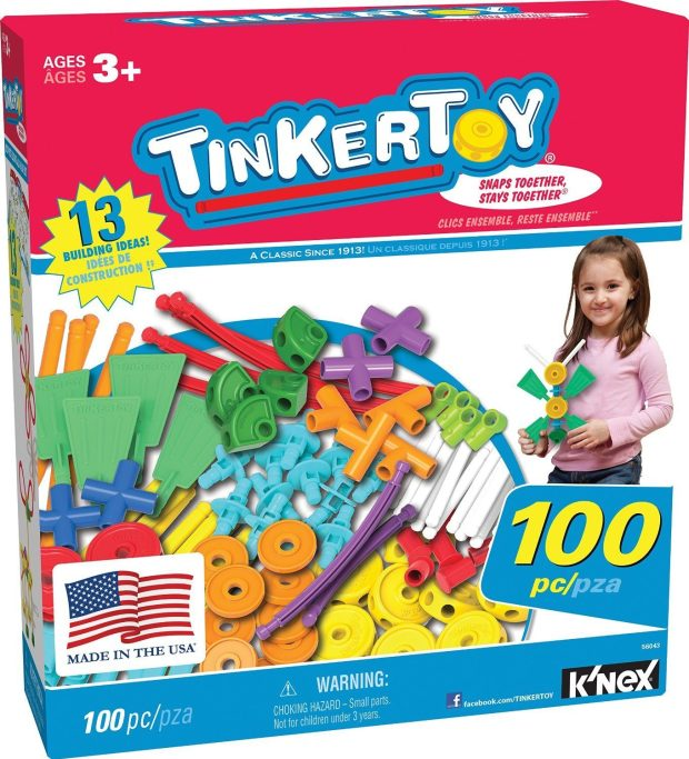 Tinkertoy Essentials Value Set Was $40 Now Only $20!