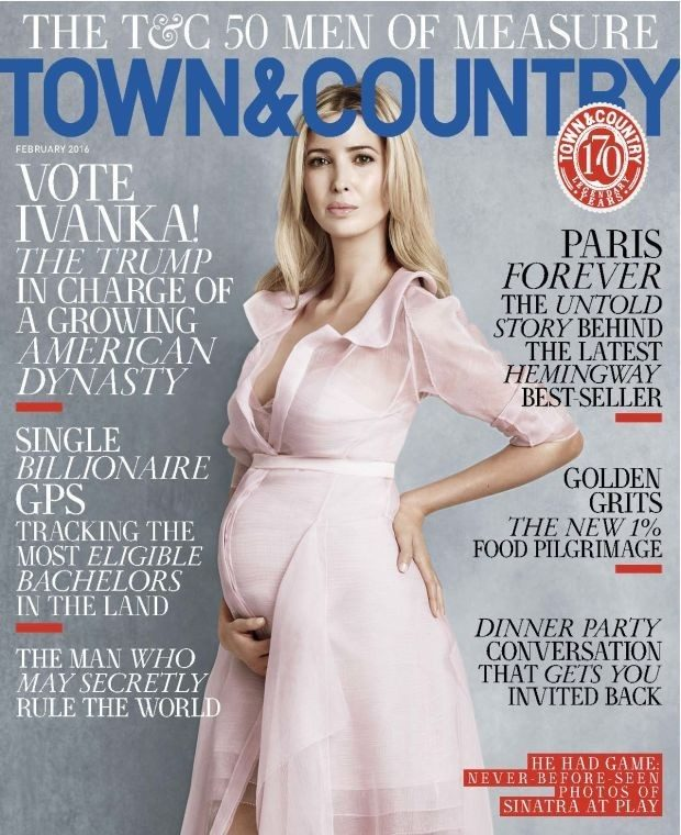 FREE 2 Year Subscription To Town & Country!