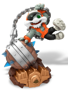 Skylanders SuperChargers: Drivers Smash Hit Character Pack Just $6 Down From $13!