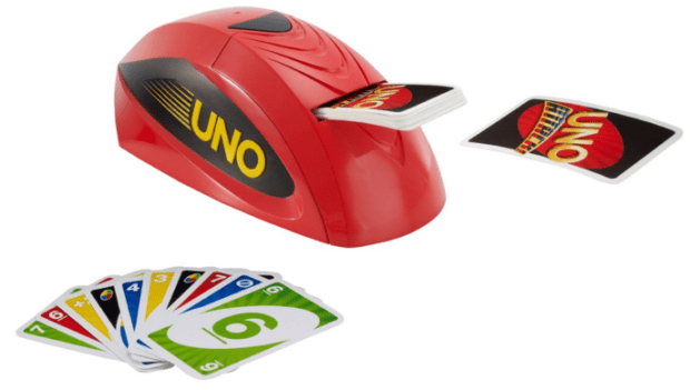 Uno Attack Game Just $8.02 Down From $25!