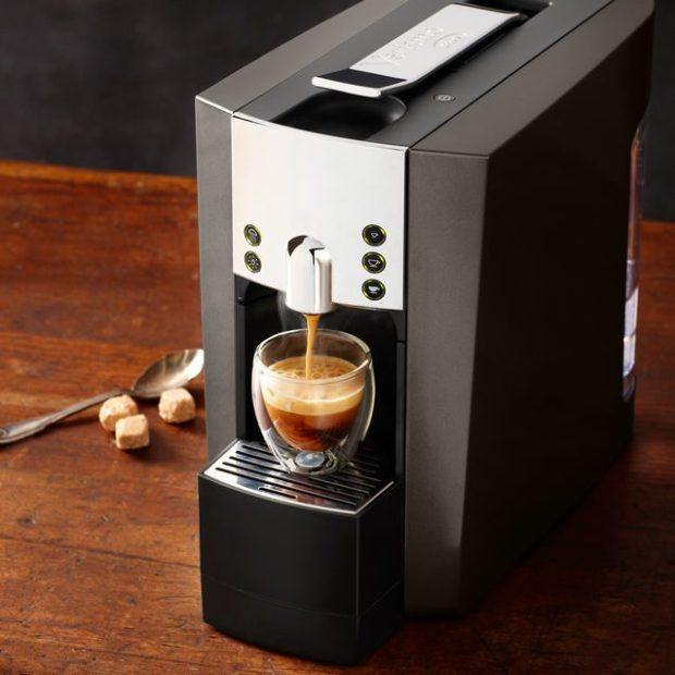 Verismo® 600 Brewer Graphite Just $59.99! (Reg. $150)