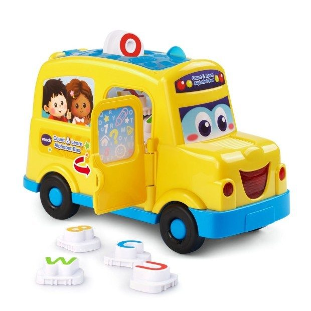VTech Count And Learn Alphabet Bus Was $22 Now Only $14.82!