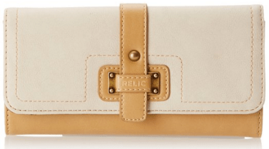 Relic Perry Checkbook Wallet Just $9 Down From $36!
