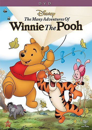 The Many Adventures of Winnie the Pooh Only $10! Down From $20!