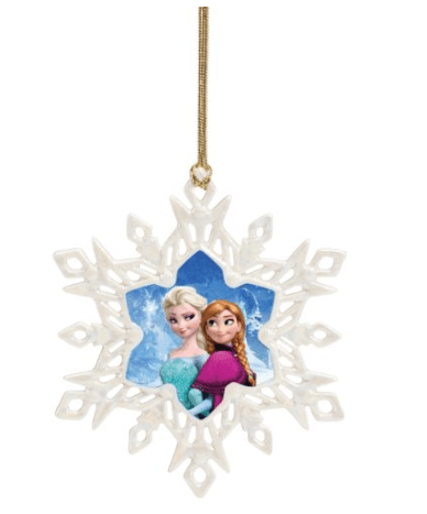 Lenox Disney's Frozen Porcelain Ornament Only $17.29 + FREE Prime Shipping (Reg. $40)!