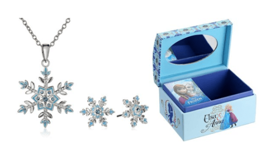 Disney Frozen Jewelry Box with Jewelry Set $24.49 + FREE Prime Shipping (Reg $49.99)!