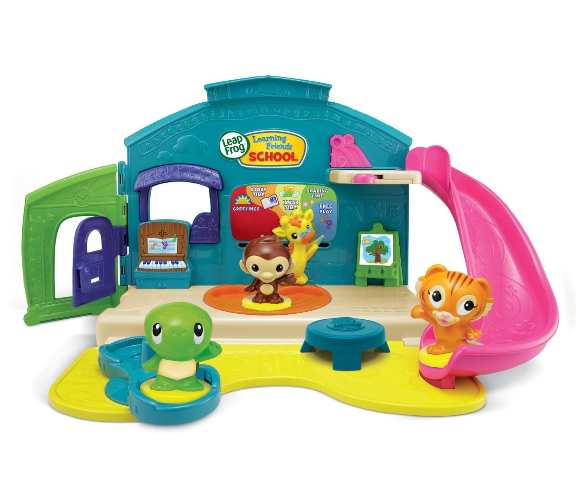 LeapFrog Learning Friends Play and Discover School Set ONLY $8.99 + FREE Prime Shipping (Reg. $30)!
