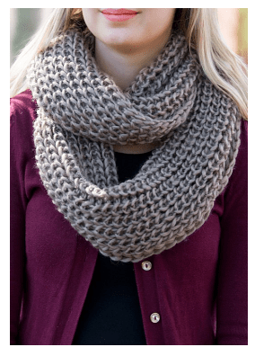 Buy One & Get One Free Crochet Scarves Only $14.99 + FREE Shipping (Reg. $40)!
