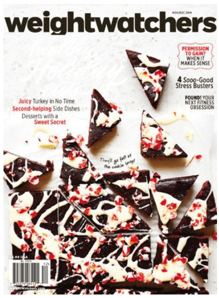 Weight Watchers Magazine Deals