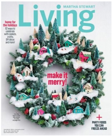 FREE 1-Year Martha Stewart Living Magazine Subscription!