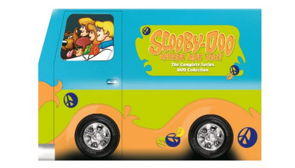 Scooby-Doo Where Are You The Complete Series ONLY $26.99 + FREE Prime Shipping (Reg $89.97)!