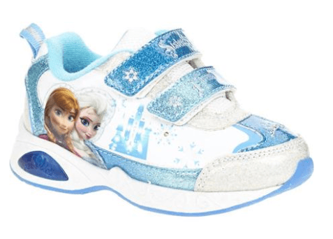 Frozen Toddler Girl's Cross Training Athletic Shoe On Rollback For $13.88 + FREE Store Pickup (Reg. $15.87)!