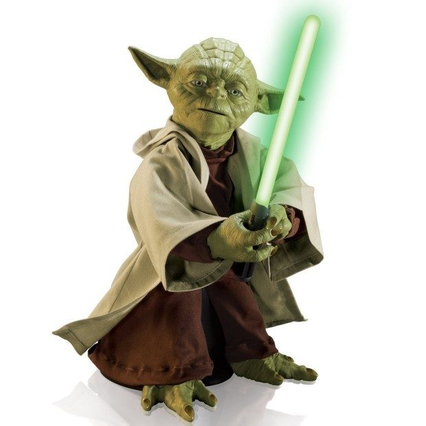 Star Wars Legendary Jedi Master Yoda Was $180 Now Only $89!  Ships FREE!