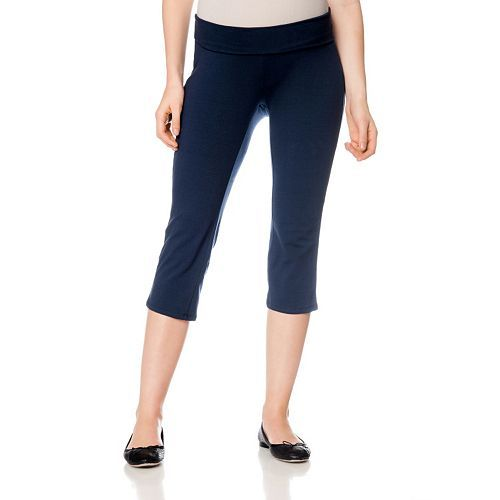Maternity Yoga Pants (Including Plus Sizes) As Low As $10.20 At Kohl's! (Reg. $30-$44!)