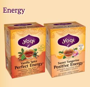 FREE Yogi Tea Sample!