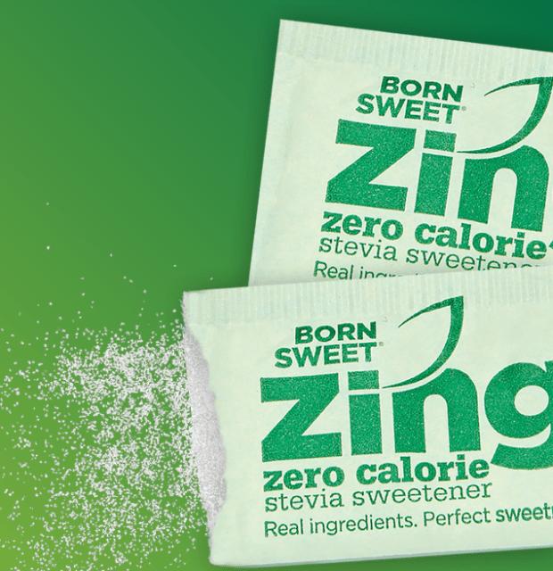 FREE Sample Of Zing Sweetener!