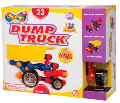 ZOOB Jr. Dump Truck Just $17 Down From $47.50!