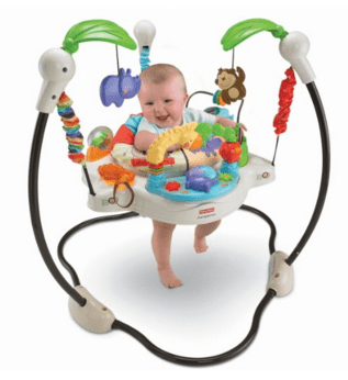 Fisher-Price Luv U Zoo Jumperoo Just $60 Down From $100!