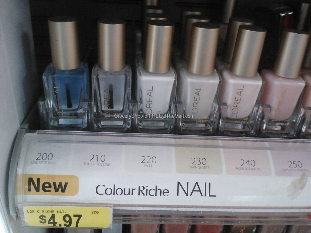 New Coupon for L'Oreal Makeup and Styling Products! | Grocery Shop ...