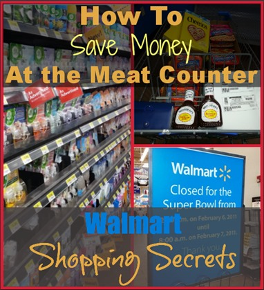 How To Save Money At The Meat Counter