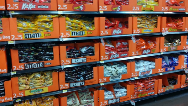 Mars Halloween Candy as low as $2 at Walmart! | Grocery Shop For ...