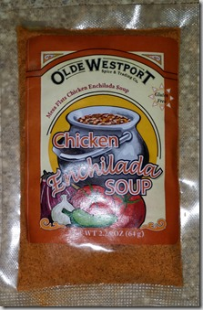 Olde Westport Enchilada Soup Seasoning
