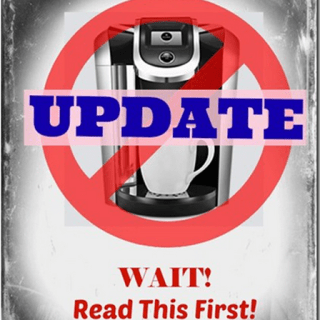 Keurig Admits Defeat; Ends DRM Locks on K-Cups!