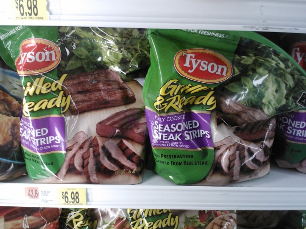 New Tyson Grilled & Ready Coupons Means Just $1.75 At Walmart!  Plus More Scenarios!