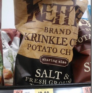New Printable Coupon For Kettle Chips And Walmart Matchups!