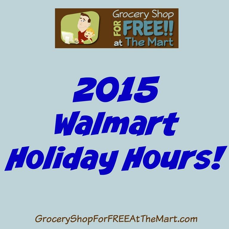 Walmart New Years Eve Hours