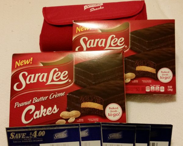 Sara Lee Introduces Peanut Creme Cakes!