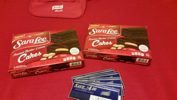 Sara Lee Introduces Peanut Butter Creme Cakes!