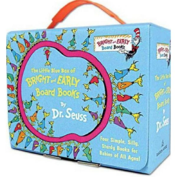 Bright & Early Board Books By Dr Seuss Just $8.27! Down From $20!