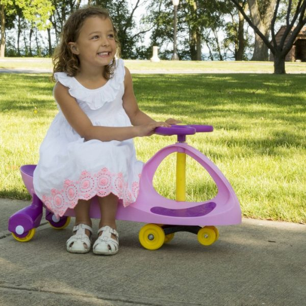 Lil' Rider Wiggle Car Ride-On Just $24.99! Down From $38!