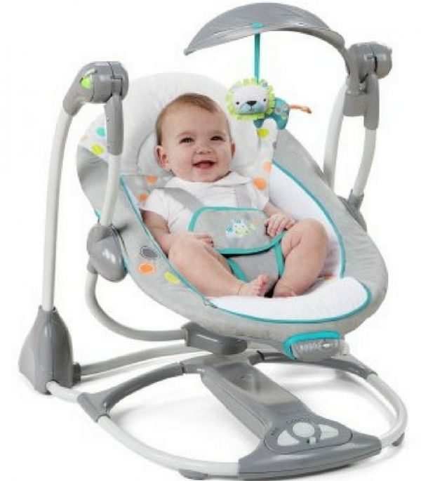 Ingenuity Convertme Swing 2 Seat Ridgedale Just $69.97! Down From $90! PLUS FREE Shipping!