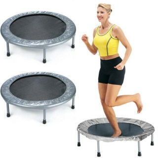 36″ Exercise Trampoline Just $20.05! Down From $70!