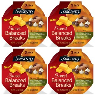 Sargento Sweet Balanced Breaks Just $0.48 At Walmart!