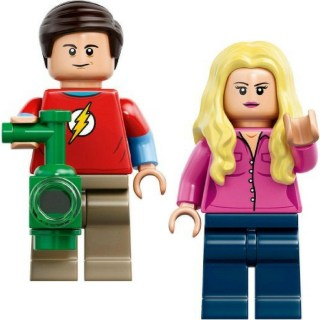 LEGO The Big Bang Theory Building Kit Just $47.99! Down From $60! PLUS FREE Shipping!