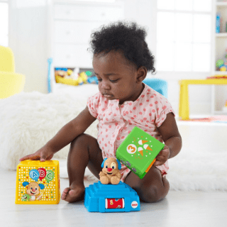 Fisher-Price Stack & Surprise Presents Just $9.98! Down From $24!