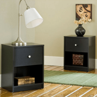 1-Drawer Nightstand Just $28.99! Down From $85!