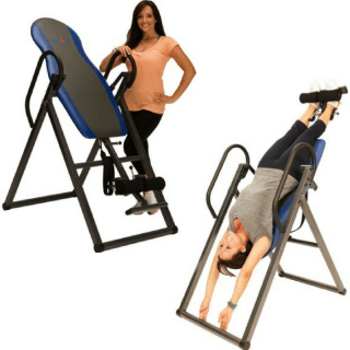 Essex 990 Inversion Table Just $88! Down From $149! PLUS FREE Shipping!
