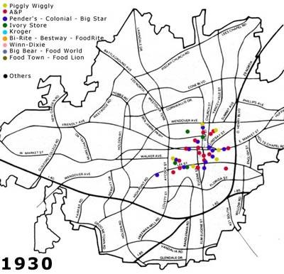 Greensboro History